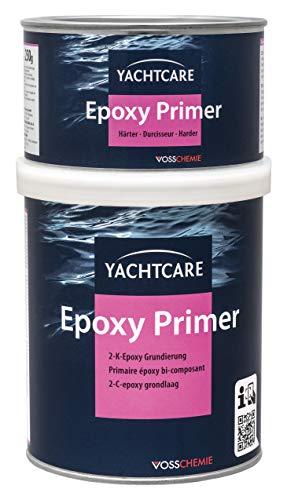 Yachtcare Epoxy Primer - universell einsetzbare Epoxygrundierung für Antifouling und Lacksysteme