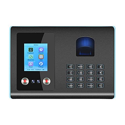Máquina De Asistencia Cara Biométrica Facial Huella Digital Reconocimiento Tiempo De Asistencia No Touch Dispositivo De Máquina