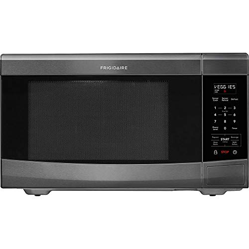 Frigidaire FFCE1638TD 1.6 Cu.Ft. Black Stainless Countertop Microwave