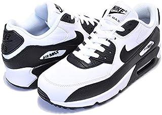 [ナイキ] WMNS AIR MAX 90 white/black-black-white 325213-139 エア マックス ホワイト ブラック スニーカー [並行輸入品]