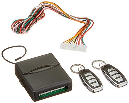 Akhan 100F17 - Funkfernbedienung für vorhandene original Zentralverriegelung, mit 2 Handsender geeignet für pneumatische, elektrische u. nachträglich eingebaute Zentralverriegelungen