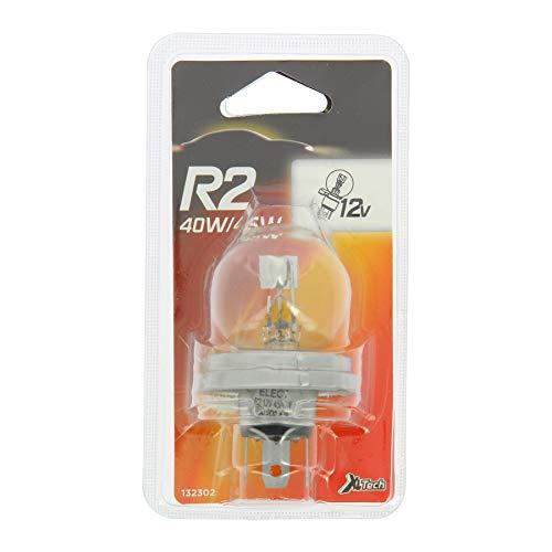 XL Tech 132302 1 ampoule voiture CE R2, 45/40 W/12 V