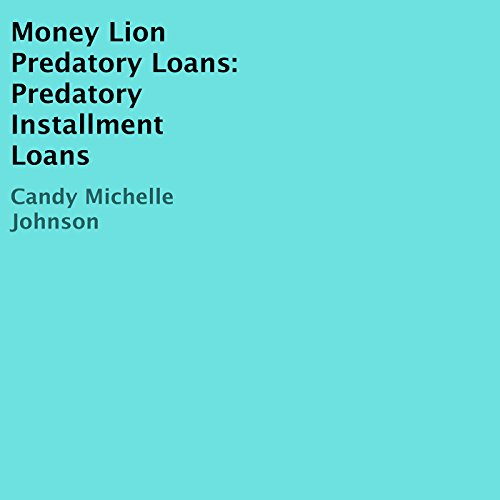 Money Lion Predatory Loans cover art