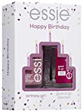 essie Geschenkset Happy Birthday Nagellack 514 birthday girl inkl. good to go Überlack, 1 Stück