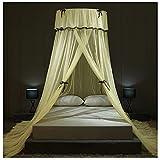 Msoah Mosquitera para Cama, Mosquito Net Mosquitera Universal para Cama Individual,Cama Individual, Camas Extragrandes, Hamacas, Cunas