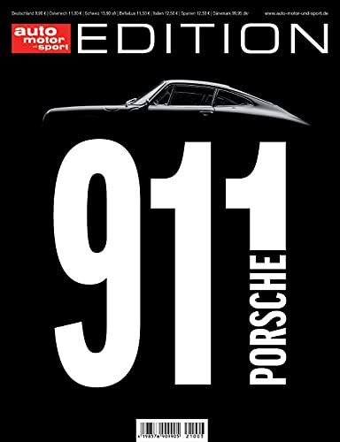 auto motor und sport Edition - Porsche 911