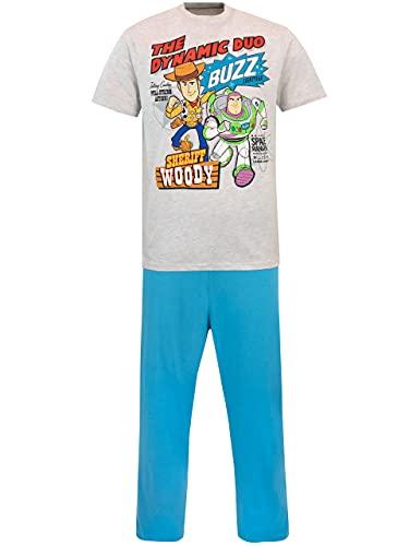 Disney Pijama para Hombre Toy Story Azul...