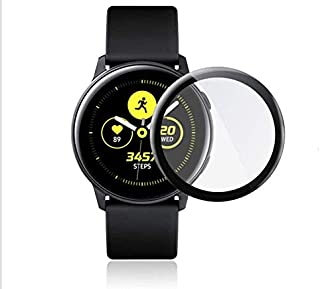 Screen Protector Compatible with Samsung Galaxy Watch Active 2 Galaxy Watch Active2 44mm