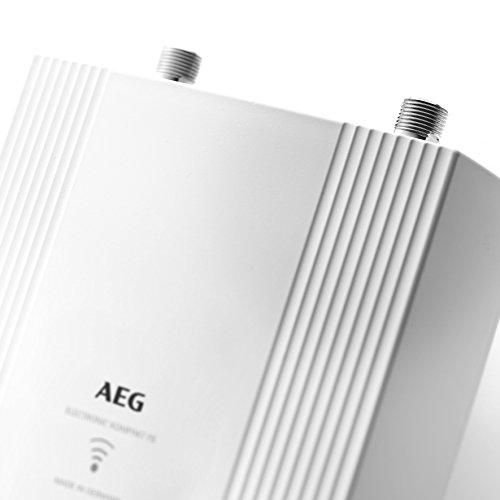 AEG Kompakt  Durchlauferhitzer DDLE - 2