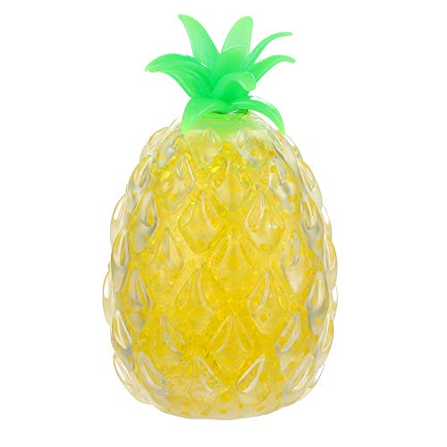 Christmas Best Gift!!!Kacowpper Spongy Bead Squishies Pineapple Toy Pressure Stress Reliever Toys Gifts