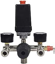 Air Compressor Pressure Switch Pressure Switch With Regulator Control Valve Gauge,Air Pump Air Compressor Parts,Pressure Switch Assembly of Pressure Regulating Valve