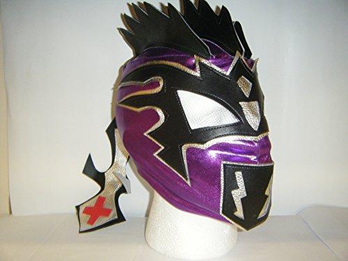 Kalisto–infantil–máscara lucha libre