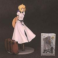 アニメスタティュー19 cm Fate Stay Night Saber Arturia Pendragon Anipled Saber Journeyへのverfgoアクションフィギュア chuangze