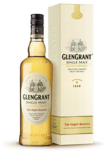 Glen Grant The Major's Reserve Single Malt Scotch Whisky (1 x 0.7 l)