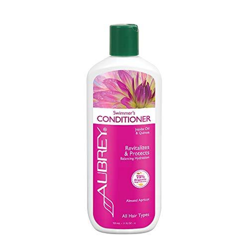 Aubrey Organics Swimmers Conditioner, 325 ml