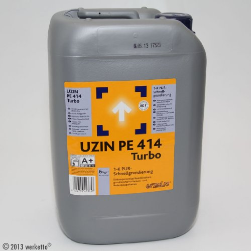 UZIN PE 414 Turbo Grundierung - 6 kg