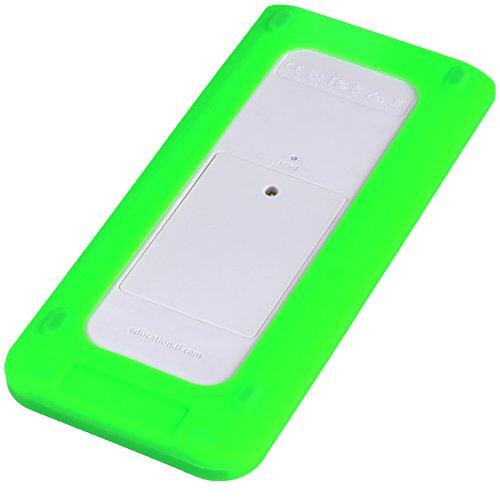 Guerrilla Silicone Case for Texas Instruments TI Nspire CX/CX CAS Graphing Calculator, Green Photo #3