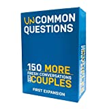 UNCOMMON QUESTIONS | Couples Expansion | 150 Slightly Deeper Conversation Starters for Couples