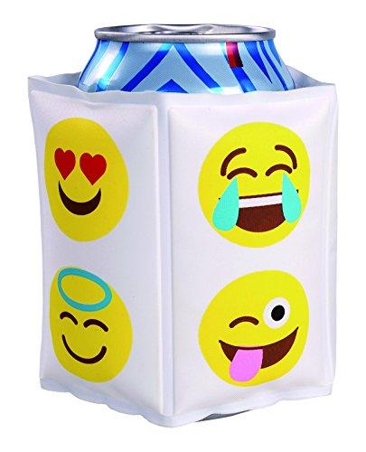 Vin Bouquet FIE 214 Rafraichisseur avec Emoticones, Nylon, Multicolore, 11,5x10,5x2,5 cm