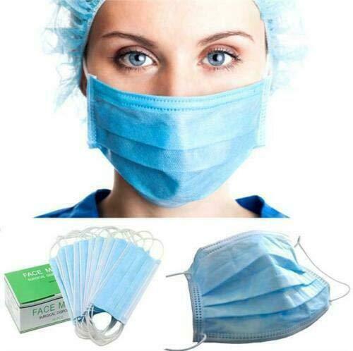 Médicaux et chirurgicaux grippe infection Masques-20 Masques