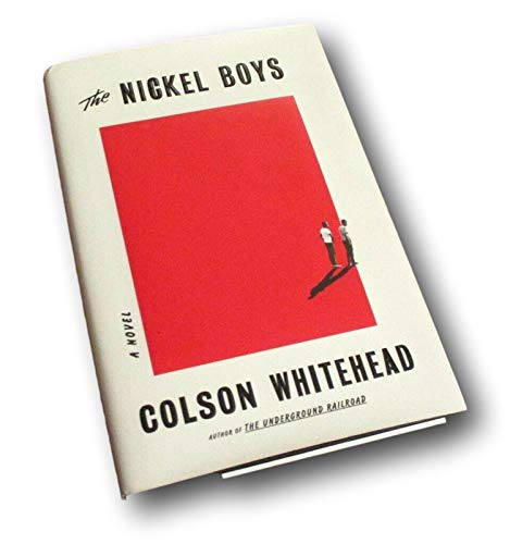 Rare The Nickel Boys by Colson Whitehead (2019) 1st/1st Edition Pulitzer Prize Novel