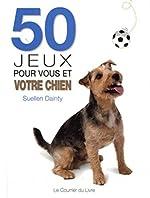 50 jeux pour vous et votre chien de Suellen Dainty