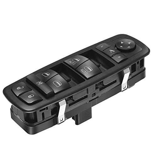 A-Premium Power Window Switch Replacement for Dodge Grand Caravan Town & Country 2012-2016 Front Left