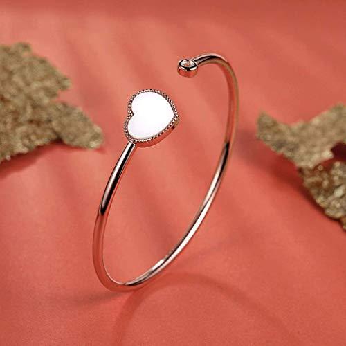 GPWDSN Bracelet Rose Gold Sterling Silver Bracelet Female Bracelet Bracelet Valentine Gift women