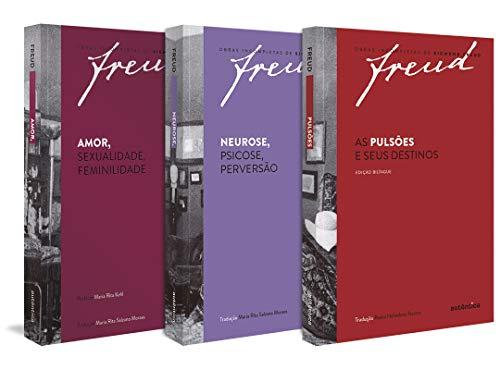 Freud - Kit Obras fundamentais – Vol. 3: Volume 3