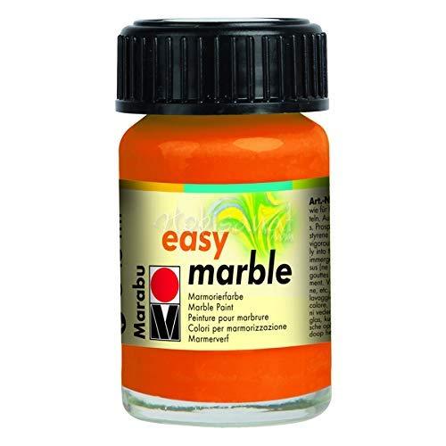 Marabu Easy Marble 15ml Orange