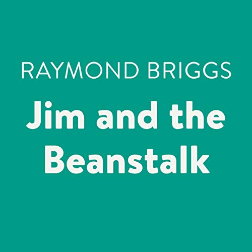 Jim and the Beanstalk audiobook cover art