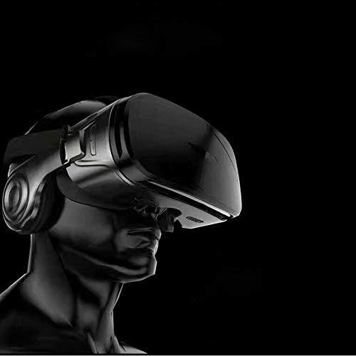 VR 3D Gafas Gafas De Realidad Virtual De División De Pantalla Películas Y Juegos En 3D Compatible Con Iphone 8 7 6 6S Plus, Galaxy Series Samsung Y Otros Teléfonos Inteligentes 4.5-6.0 Pulgadas