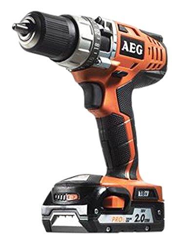 AEG AEGTAPER18V Taladro Atornillador Percutor 18 V, 12 W