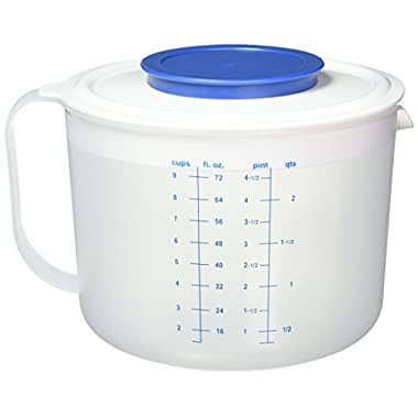 Norpro 3039 Mixing Jug with Measures, 9-Cup
