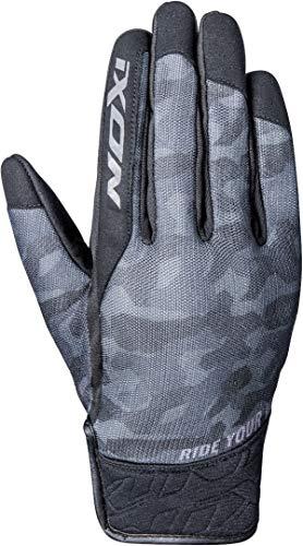 Ixon RS Slicker - Guante exterior de tela para hombre, color negro y negro, talla 3XL