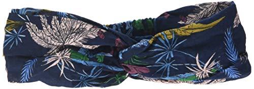 Barts Damen Easy Headband Stirnband, Mehrfarbig (Print Blue 28), One Size (Herstellergröße: UNIC)