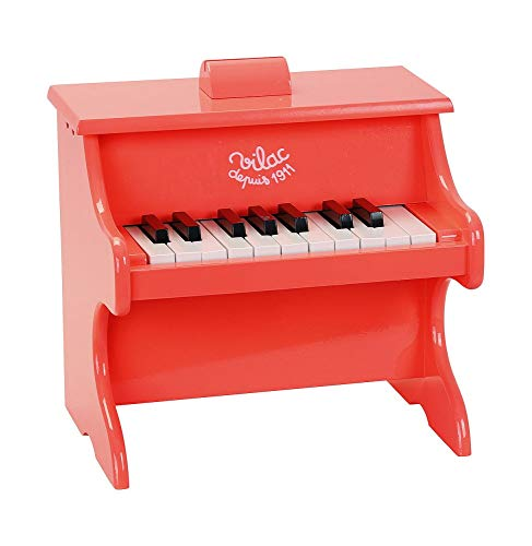 Vilac Klavier verrückt orange 18