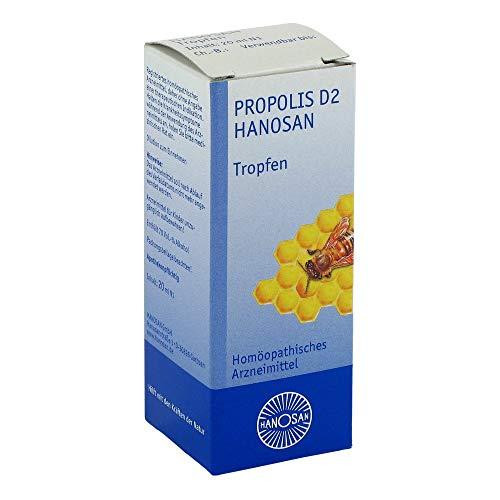 PROPOLIS D 2 Dilution 20 ml