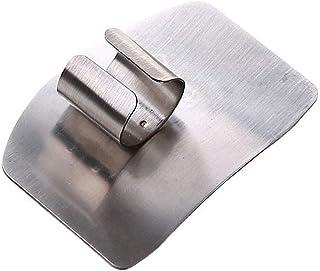 اداة وقاية الاصابع لحماية الاصبع واليد من الاصابة بجروح بسبب السكاكين وادوات المطبخ، مصنوعة من الستانلس ستيل من لولا لاي