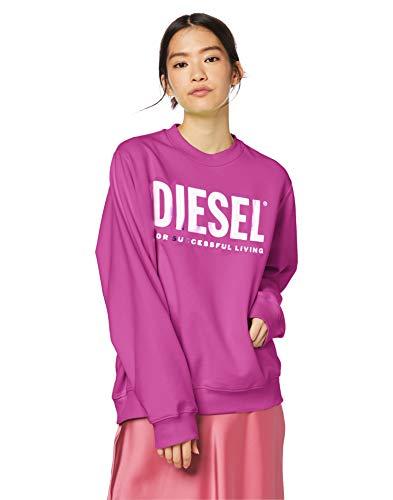 Diesel F-ANG Damen Sweatshirt, Größe:M, Farbe:Lila