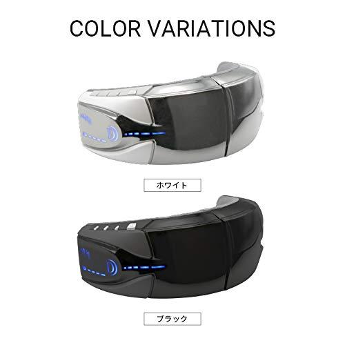【メーカー保証3年付】ドクターエア3DアイマジックSEM-03(ブラック)|目元ケア