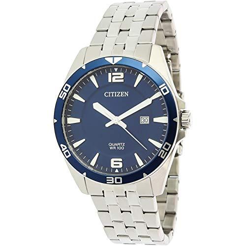 Citizen Analog Blue Dial Men's Watch-BI5058-52L