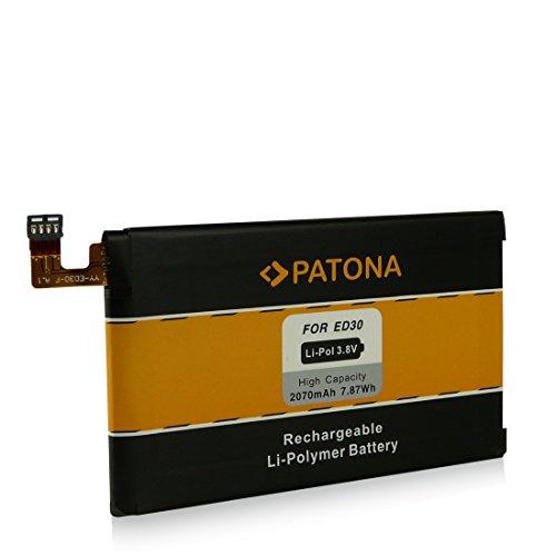 Akku - ED30 ED-30 für Motorola G XT1031   XT1032   XT1033 - [ Li-Polymer; 2070mah; 3.8V ]