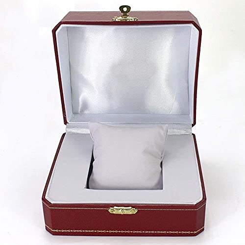 Gymqian Storage Box Watch Case One Watch Box Elegant Storage for Watches &Amp; Jewelry Bracelets Collection High-end
