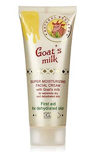 Regal Goat's Milk - Crema Facial Súper Hidratante con Leche de Cabra