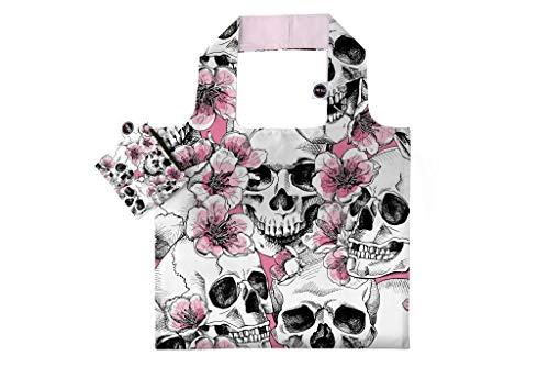 Shopping Bag Tragetasche Retro 48x65cm ANY BAGS Himbeertorte Einkaufstasche