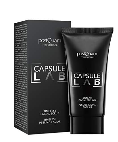 Postquam Peeling visage Capsule Lab Exfoliant en gel avec pierre ponce 75 ml