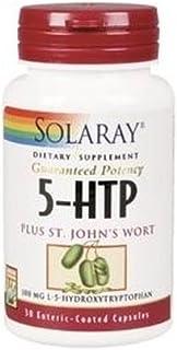 5-Htp St. John'S Wort (Hipérico) 30 cápsulas de Solaray