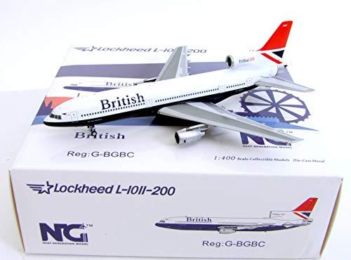NG Model NGM32003 1:400 British Airways Lockheed L-1011-200 Reg #G-BGBC (pre-Painted/pre-Built)