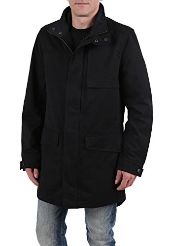 Jack & Jones Jacke Milo Jacket black/REG, Größe:L